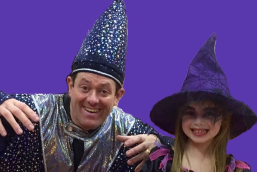 wizard shows