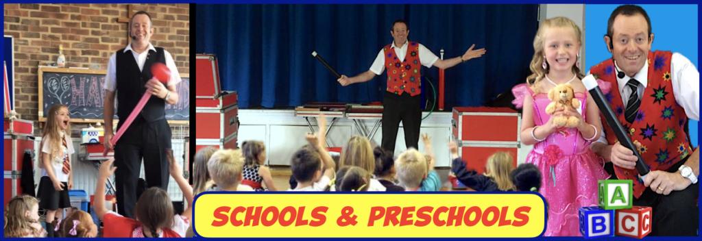 schools and preschools